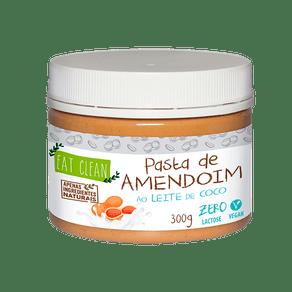 Pasta-de-Amendoim-ao-Leite-de-Coco-Eat-Clean-300g
