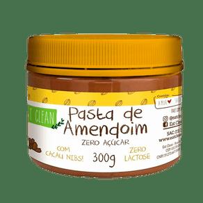 Pasta-de-Amendoim-com-Cacau-Nibs-Eat-Clean-300g