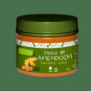 Pasta-de-Amendoim-Turmeric-Spice-Eat-Clean-300g
