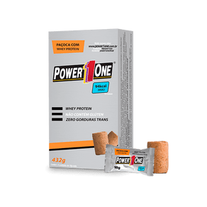 Pacoca-com-Whey-Protein-caixa-24-unidades-Power-One