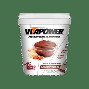 Pasta-de-Amendoim-com-Cacau-1005g-VitaPower