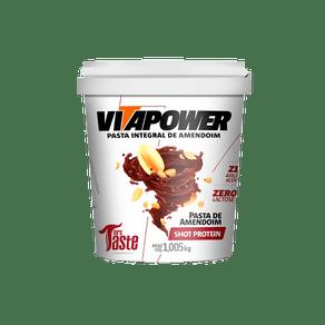 Pasta-de-Amendoim-Sabor-Shot-Protein-1005g-VitaPower