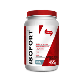 Whey-Protein-Isolate-Isofort-Neutro-900g-Vitafor
