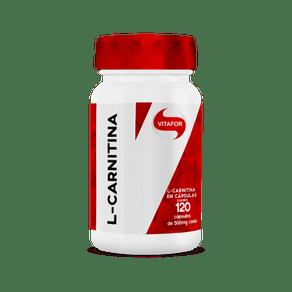 L-Carnitina-500mg-120-Capsulas-Vitafor