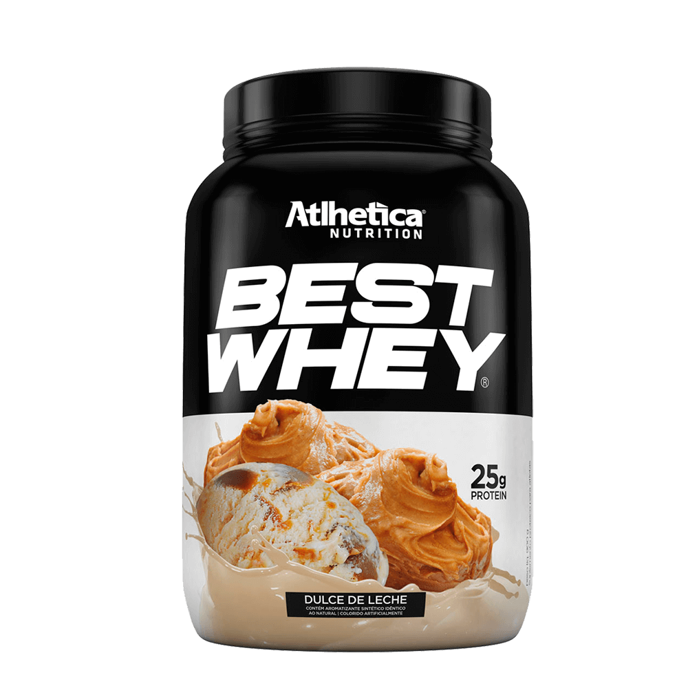 3b5779de6 Best Whey Doce de Leite 900g Atlhetica Nutrition - emporioquatroestrelas