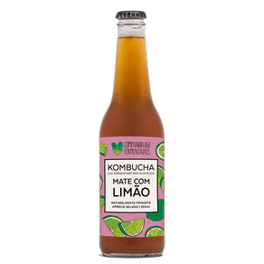 Kombucha-Mate-com-Limao-350ml-Companhia-Fermentados