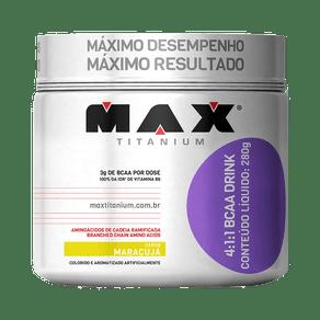 BCAA-Drink-sabor-Maracuja-280g-Max-Titanium