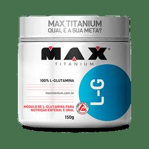 L-Glutamina-150g-Max-Titanium