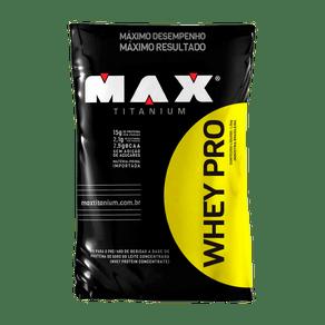 Whey-Pro-Morango-15kg-Max-Titanium
