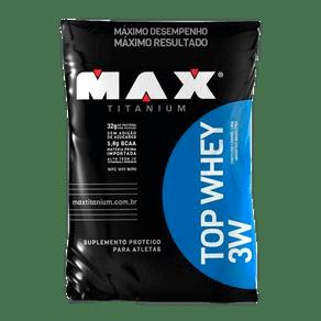 Whey-Protein-Top-3W-Morango-18kg-Max-Titanium
