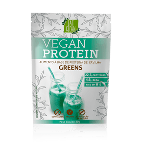 Vegan-Protein-Greens-Sache-30g-Eat-Clean