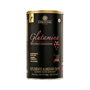Glutamina-100--Pure-600g-Essential-Nutrition