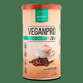 VeganPro-Cappuccino-550g-Nutrify