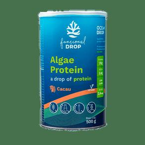Algae-Protein-Cacau-500g-Ocean-Drop