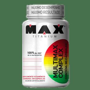 Multimax-Complex-90-Capsulas-Max-titanium