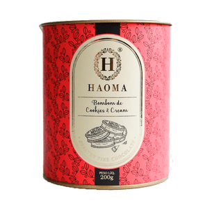 Bombom-chocolate-Belga-Cookies-Cream-200g-Haoma