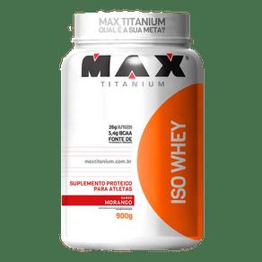 Iso-Whey-Morango-900g-Max-Titanium