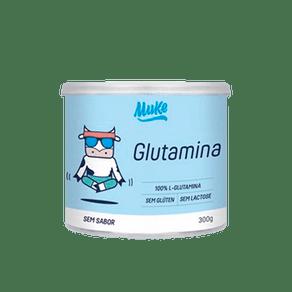 glutamina--mu