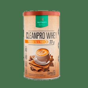 100-CleanProCappuccino-Nutrify-EmporioQuatroEstrelas