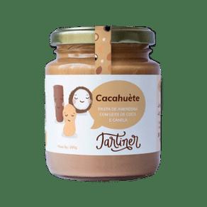 Pasta-de-Amendoim-com-Leite-de-Coco-e-Canela-Cacahuete-200g-Tartiner