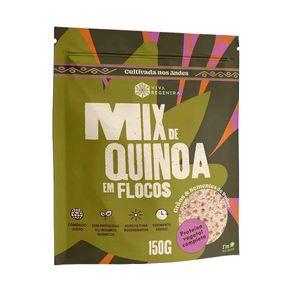 Mix-de-Quinoa-em-Flocos---Graos-e-Sementes-de-Poder-150g-Regenera