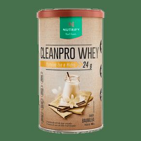 CleanPro-Whey-Baunilha-450g-Nutrify