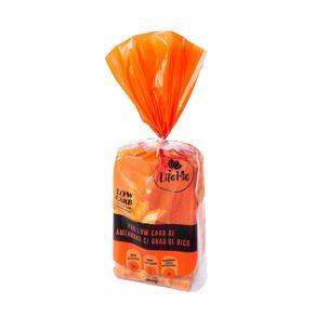 Pao-Low-Carb-Amendoas-com-Grao-de-Bico-350g-Life-Me