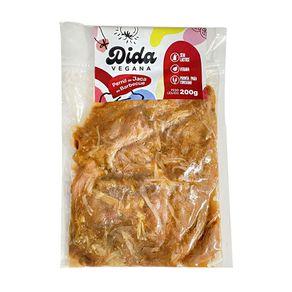 Carne-de-Jaca-sabor-Pernil-ao-Barbecue-200g-Dida-Vegana