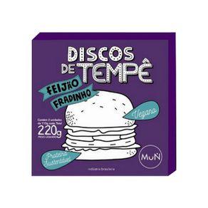 Disco-de-Tempe-Feijao-Fradinho-com-Arroz-Negro-220g-Mun-Artesanal