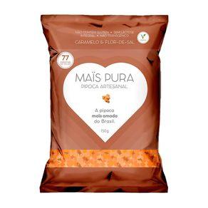 Pipoca-Artesanal-Caramelo-e-Flor-De-Sal-150g-Mais-Pura