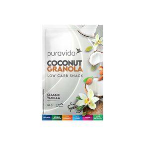 Coconut-Granola-Low-Carb-Snack-Classic-Vanilla-30g-PuraVida