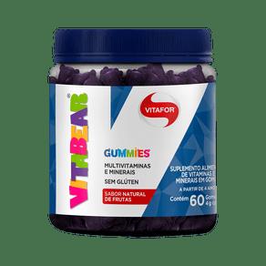 Multivitaminico-Vitabear-60-Gomas-Vitafor