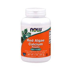 Calcio-de-Algas-Vermelhas-em-Po-Red-Algae-Calcium-227g-Now