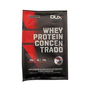 Whey-Protein-Concentrado-Chocolate-Sache-28g-Dux