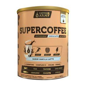 SuperCoffe-Vanilla-Latte-220g-Caffeine-Army