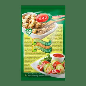 Proteina-Texturizada-de-Soja-Granulada-Natural-400g-Sora