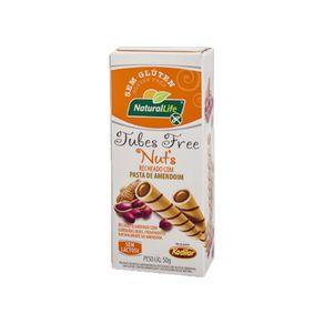 Tubes-Free-Nuts-Pasta-de-Amendoim-50g-Natural-Life