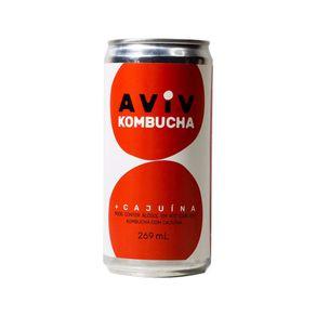 Kombucha-Cajuina-269ml-Aviv