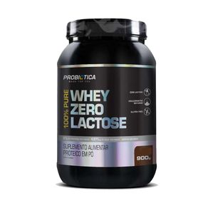 100--Pure-Whey-Zero-Lactose-Morango-900g-Probiotica
