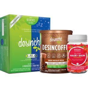 Desincha-Kit-Estrelas-Desin-Gummy-Hair-Skin-Glow---Desincoffee-Chocolate-Belga---Desincha-Misto